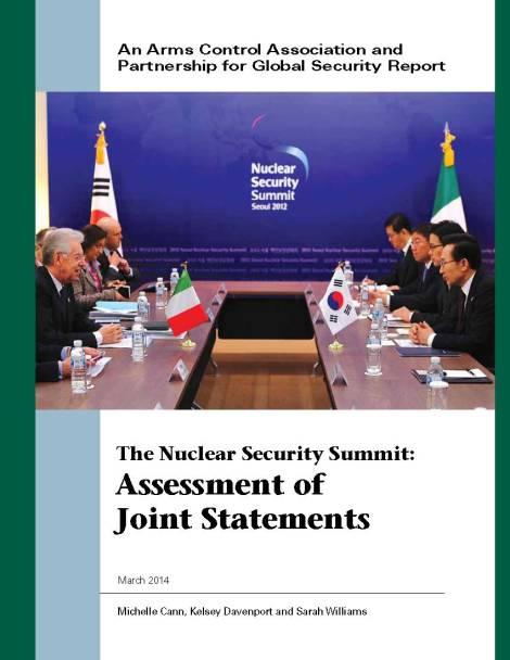 ACA PGS Report Cover 2014