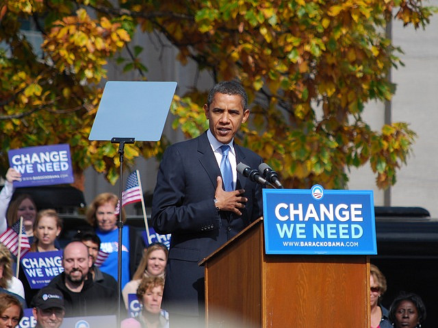 Barack Obama Flickr