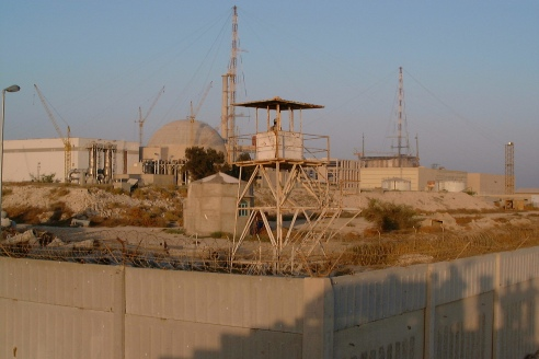 Bushehr Nuclear Power Plant  Photo Credit: Paolo Contri