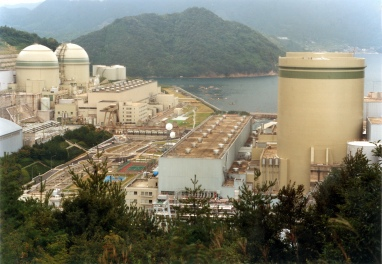 Takahama Nuclear Plant. Photo Credit: IAEA Imagebank