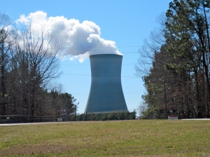 Shearon Harris Nuclear Plant. Photo Credit: John Dyer