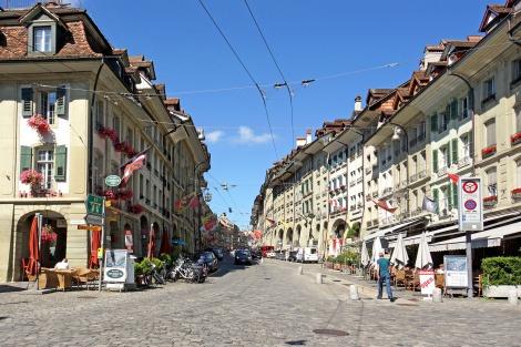 Bern Switzerland. Photo Credit: Dennis Jarvis