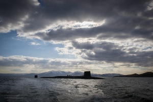 Trident Submarine. Photo Credit: Defence Images